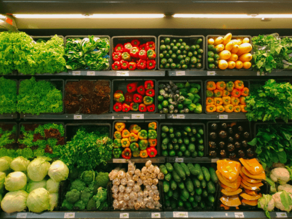 Grocery Shopping for better gut health image