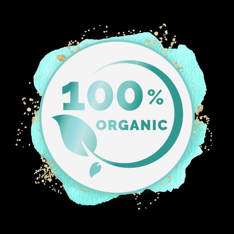 KASHAYA BRAND STAMPS 100% organic