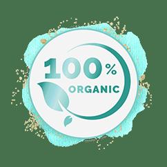 100% Organic image