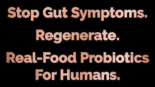 Gut Symptoms Regenerate
